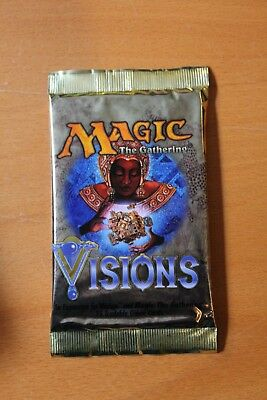 OVP: Magic: The Gathering Visions Booster, english (1997). Rare