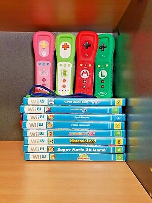Wii U Games and Accessories - Fast and Free Postage -