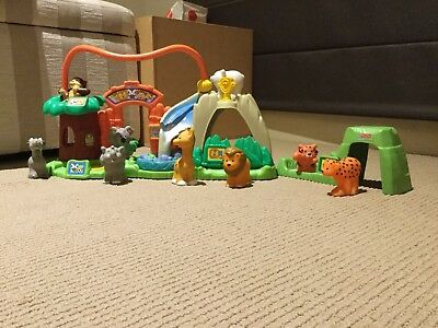 Fisher Price Little People Zoo Set