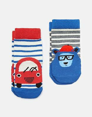 Joules Baby 125031 Character Socks in CAR