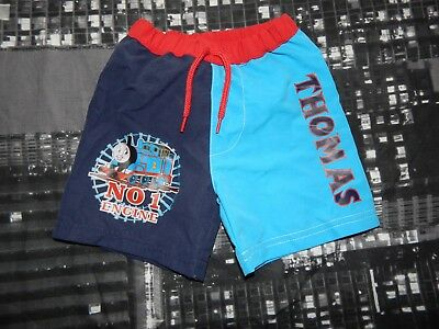 Boys Thomas Swim Shorts In Size 12-18 Months