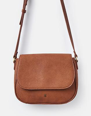 Joules 124973 Saddle Bag ONE in TAN in One Size