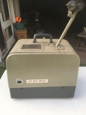Bell & Howell Vintage film projector