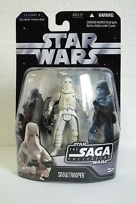 Star Wars +++ SNOWTROOPER +++ OVP + *TSC* Hasbro + *Mint Condition!*