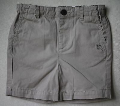 Burberry Baby Boys Beige Shorts 12 Months