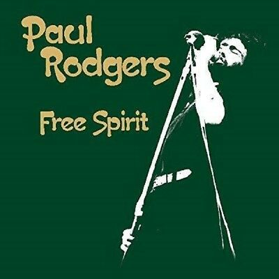 PAUL RODGERS Free Spirit CD+DVD 2018 NEW Sealed Bad Company FREE Queen