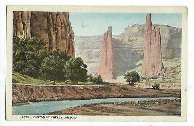 Canyon De Chelly - Arizona - Vintage Postcard