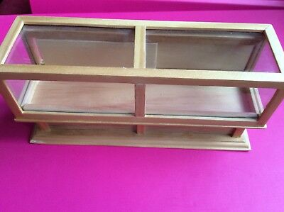 Dolls House Miniature 1:12th Scale Shop Furniture Wood Shop Counter used pine