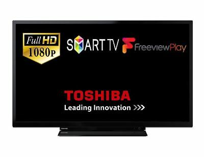 """Toshiba 32L2863DB 32"""" Smart LED TV WiFI Full HD 1080p Built-in Freeview Play"""