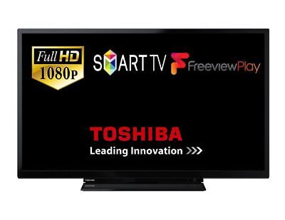 """Toshiba 32L3753DB 32"""" Smart LED TV WiFI Full HD 1080p Built-in Freeview Play"""