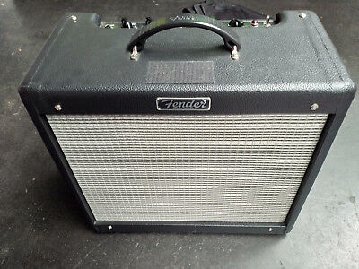 Fender Blues Junior III 112 Combo + Cover + Rechnung vom 24.7.17