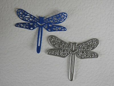 Dragon Fly Metal Cutting Die For Card Making Or Scrapbooking