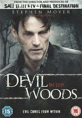 Devil In The Woods - Stephen Moyer - NEW Region 2 DVD