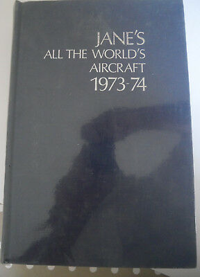 Jane's All the World's Aircraft 1973-1974  SAMPSON LOW