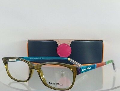 e50c9ccbcc4c Brand New Authentic RONIT FURST RF 4622 53mm Hand painted Eyeglasses Frame