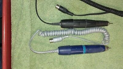 2 electric handpieces with cord
