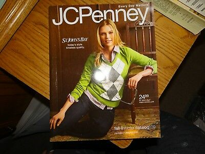 J C Penney Fall and Winter Catalog 2009 ~ JCPenney ~ JCP.com Vintage
