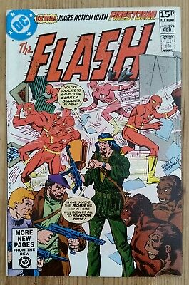 The Flash - No. 294 DC Comics - 1981 - VF+