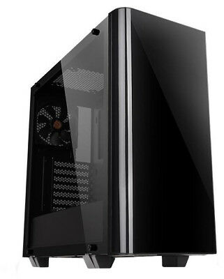 Thermaltake View 21 TG Tempered Glass Mid-Tower Chassis
