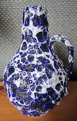 Vintage-Fat Lava**W.German**70`** Keramik Vase