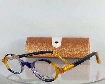 2bd66bc4dc9d Brand New Authentic RONIT FURST RF 2705 B9 42mm Hand painted Eyeglasses  Frame