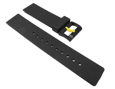 Q&q Smilesolar Replacement Band Wrist Watch Band Plastic Band 20mm 26509