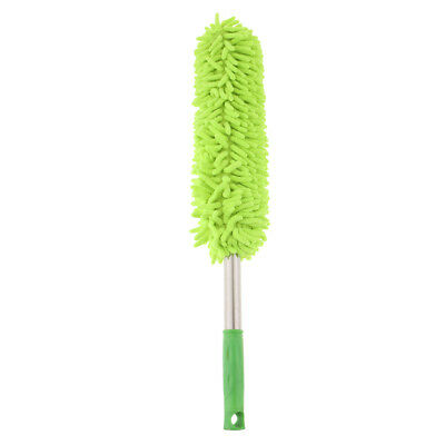 Microfiber Hand Dusters Dusting Brush Household Mop Head Replacement Green