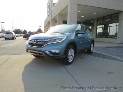 Honda CR-V AWD 5dr EX AWD 5dr EX 4 dr SUV CVT Gasoline 4 Cyl Mountain Air Metallic