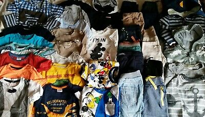 Huge, Large, Massive 18-24 Month Boys Clothes Bundle - Lots of Dinosaurs