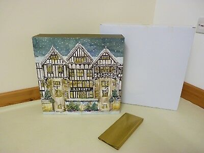 Liberty of London Advent Calendar Create your Count down to Christmas 2017 Empty