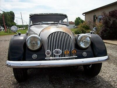 1967 Morgan Plus Four 2 door 1967 MORGAN PLUS 4 FOUR SEATER.   LOW MILES. RIGHT HAND DRIVE