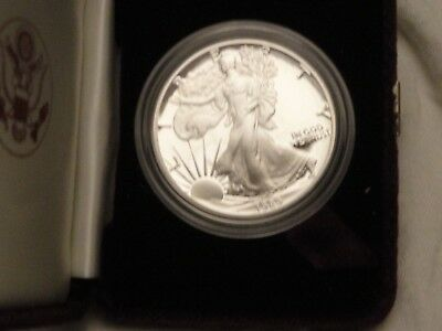 American Eagle Proof 1989 Silver Dollar