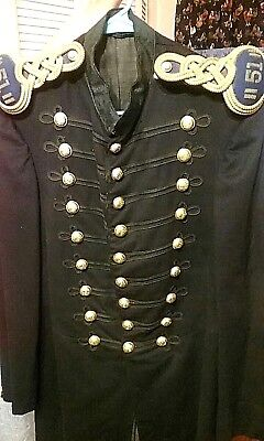 "Rare: Museum Quality "" Original Civil War "" Union Lt.'s  51st. New York, Coat"