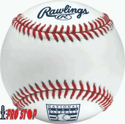 Rawlings Official HOF Baseball HALL OF FAME Boxed - MANFRED