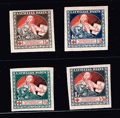 LATVIA STAMP Collection Lot   -8