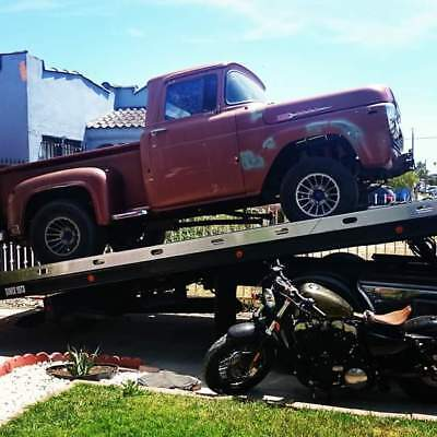 1959 Ford F-100  1959 Ford f100 project Truck