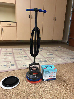 Oreck floor cleaner and polisher machine model ORB550MD