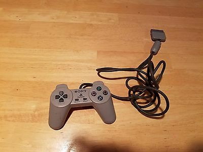 Official Original Sony Playstation 1 PS1 Wired Controller White SCPH-1080