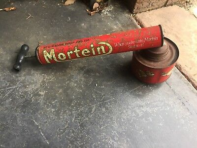Collectable MORTEIN INSECT BUG HAND SPRAYER PUMP