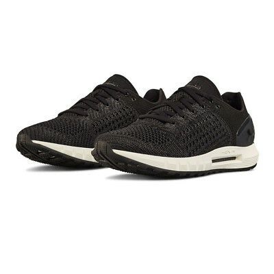 Under Armour Mujer Hovr Sonic Nc Correr Zapatos Zapatillas Negro Deporte Running