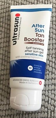 Ultrasun After Sun Tan Booster Gel For Sensitive Skin 100ml