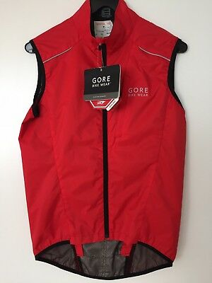 Gore Bike Wear Weste Countdown AS Vest Active Shell Gr. S