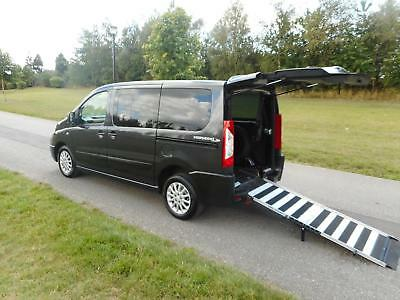 2015 Peugeot Expert Tepee 2.0HDi, Diesel, Automatic. WHEELCHAIR ACCESSIBLE WAV
