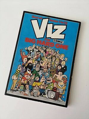 Viz Comic The Big Hard One - Best of Issues 1 to 12