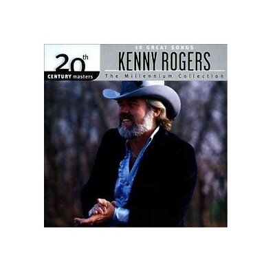 Millennium Collection: 20th Century Masters, Rogers, Kenny, New