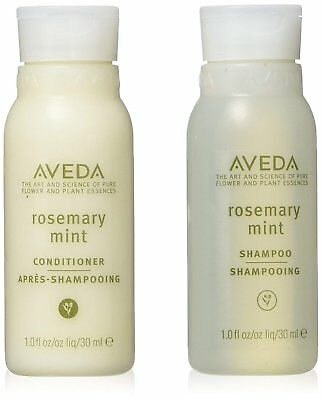 Aveda Rosemary Mint Conditioner and Shampoo Lot of 24 Bottles (12 of each)...