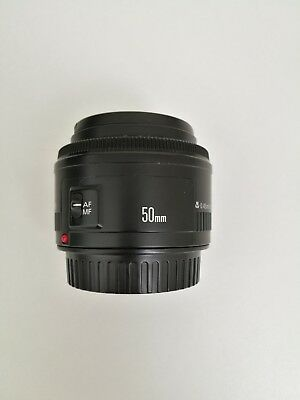 Canon EF 50mm f/1.8 II EF Lens. Great Condition.