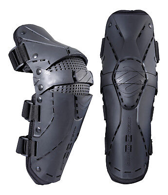 New Shot Protector Adult Motocross Mx Hinged Knee Guards Enduro Shin Pads