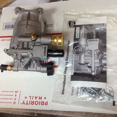 """New PRESSURE WASHER PUMP 3/4""""SHAFT REPLACE D29105  EXWGC 2225 EXCELL DEVILBISS"""