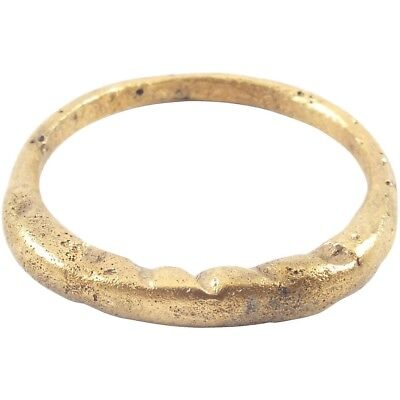 ANCIENT VIKING MAN'S RING, 9th-10th CENTURY AD size 11